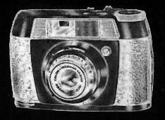 Kamera negativ
