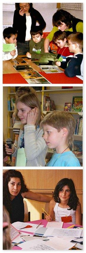 Kinder-Eltern-Lesefeste