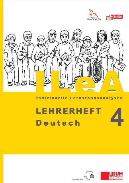Lehrerheft Deutsch 4