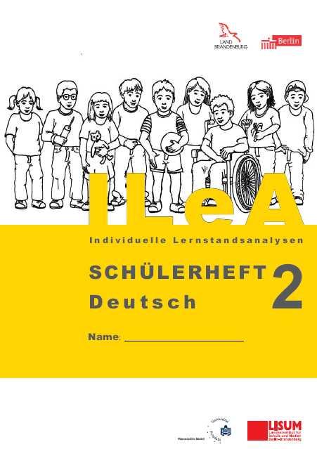 Schülerheft Deutsch 2