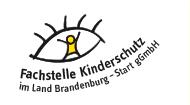 Logo Fachstelle Kinder- und Jugendschutz Brandenburg