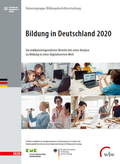 Bildungsbericht Cover