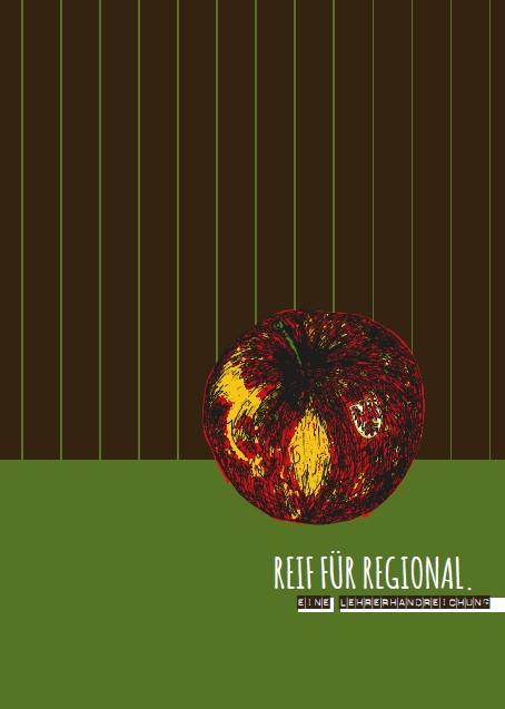 Lehrerhandreichung Reif für Regional - Cover