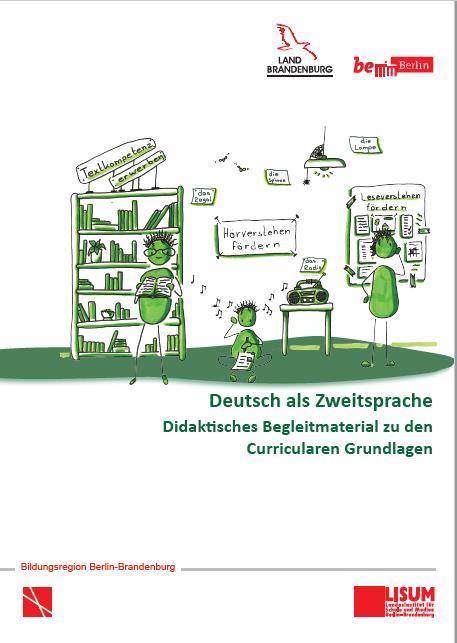 Curriculare Grundlagen DaZ (BB)   Bildungsserver