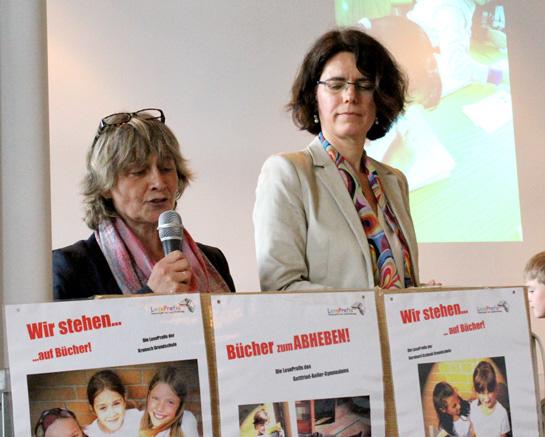 Frau Reineke und Frau Severin