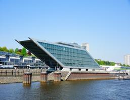 Foto: Dockland in Hamburg