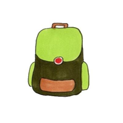 Abb. Schultasche
