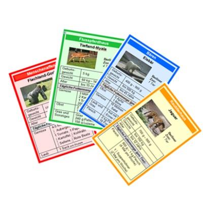 Karten Quartett