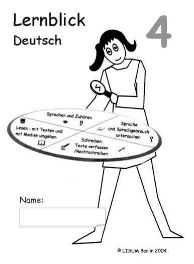 Bild Lernblick Deutsch 4