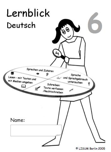 Bild Lernblick Deutsch 6