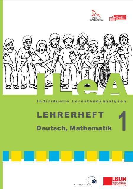 Lehrerheft Deutsch und Mathematik 1